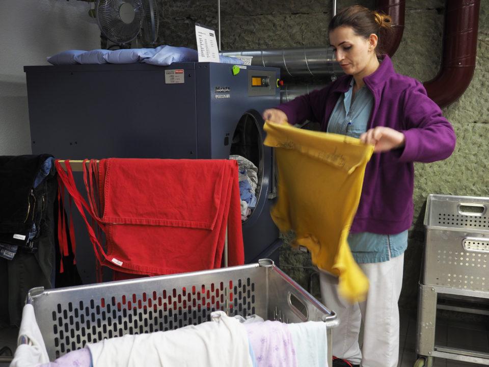Wäsche Service