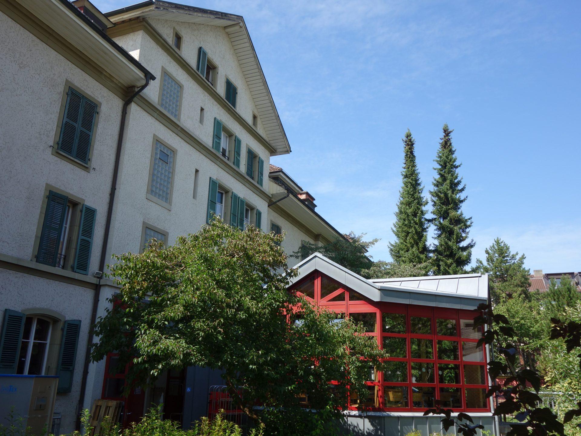 Lorrainehof Gebäude